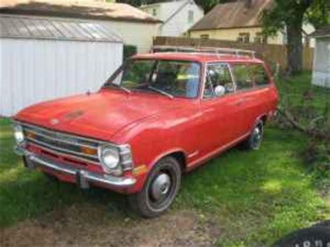 1969 Opel Kadett For Sale by Just A Car 1969 Opel Kadett Station Wagon