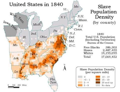 united states map 1840 1840 american population density 1820 1860