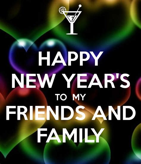happy new year to all my family and friends happy new year to my family and friends 28 images