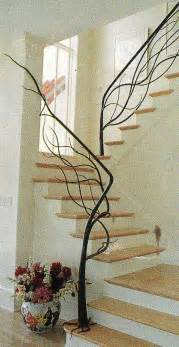 custom made tree staircase by metals nature custommade