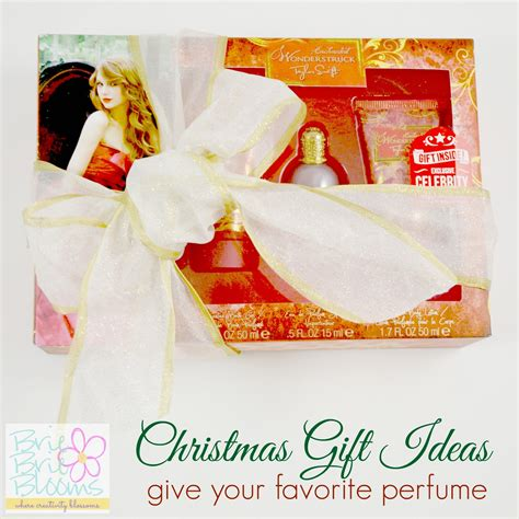 christmas gift ideas give your favorite perfume brie