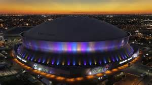 Mercedes Superdome For New Orleans Superdome A Symbol Of City S Spirit Npr