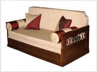 Sofa Bed Price In Bangalore by Sheesham Wood Sofa Bed Furniture Panaji 4606212