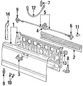 ford edge tailgate diagram ford free engine image for user manual