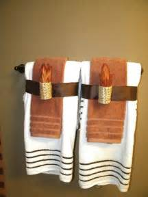 Bathroom Towels Ideas creative towel ideas bathroom decor pinterest