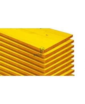 tavole gialle da cantiere pannelli gialli edilizia e armatura pannelli in abete