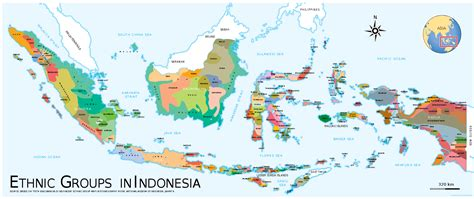 ethnic groups of indonesia 2000x841 mapporn