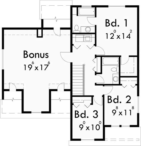 craftsman house plans with bonus room craftsman house plans house plans with bonus room garage 10025