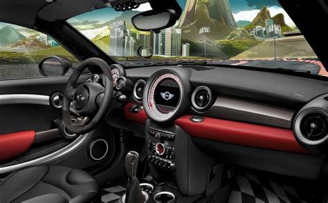 Mini Cooper Interior Accessories by Mini Cooper S Mini Cooper Works Interior