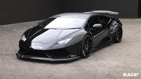Lamborghini Race Lamborghini Huracan With Lb Kit By Race Carz Tuning