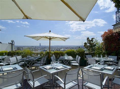 terrasse toit paris restaurant guides restaurants terrasse avec vue imprenable sur paris