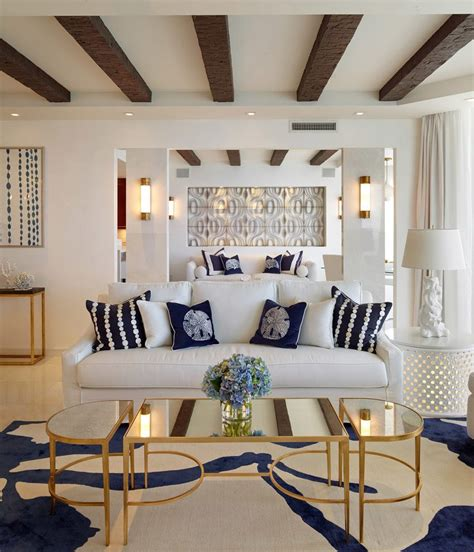 Nautical Style Living Room by Nautical Ideas For Summer Inspired Homes