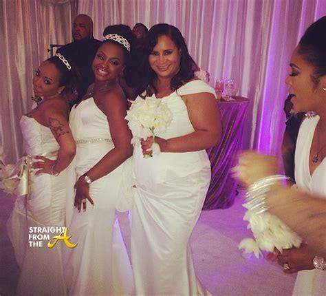 kandi burruss wears 20000 wedding dress in first photos in case you missed it kandi s wedding episode 1 full