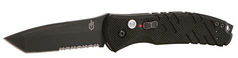 gerber firefighter knife gerber unveils new propel auto knives