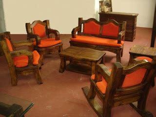 muebles rusticos  bamboo
