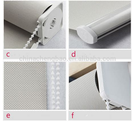 sound proof roller blinds manual window soundproof roller blinds parts buy