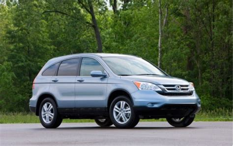 2010 honda cr v vs chevrolet equinox, subaru forester