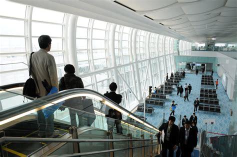 Car Rental Haneda Airport Japan Haneda Airport Set For Major Renovation Ahead Of 2020