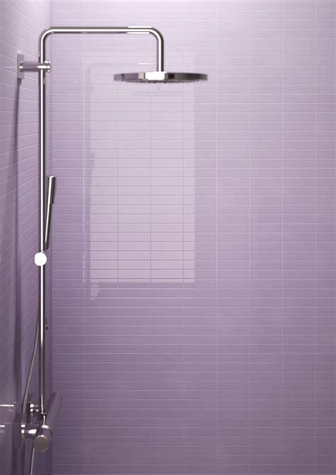 piastrelle bagno viola bagno viola dal design moderno ecco 20 idee per un