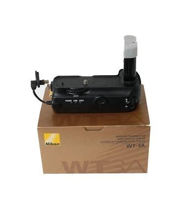 nikon wireless wt 3a transmitter (nikon d200 camera) in