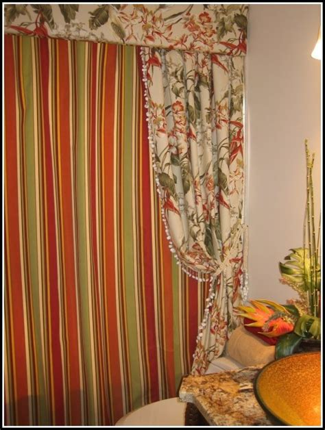 blue orange and green curtains curtains home design