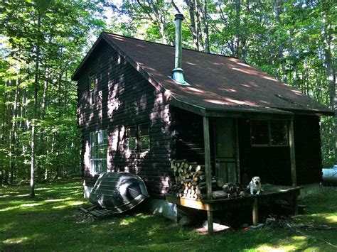 Michigan State Park Cabin Rentals by Northern Cabin By Wilderness State Park Bliss Emmet