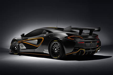 who made mclaren the mclaren 570s gt4 is what track are made of