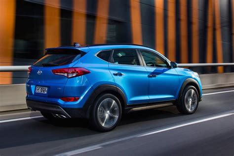 2016 Hyundai Tucson On Sale In Australia From 27 990