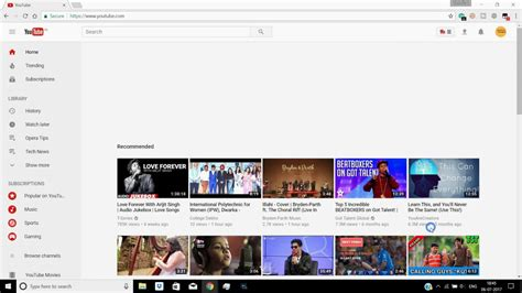 youtube classic layout how to restore classic youtube youtube