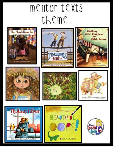 teaching plot with picture books 107 best images about themes in literature on