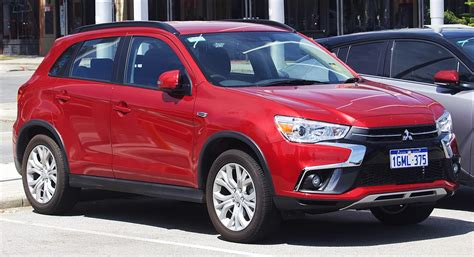 Mitsubishi Asx 2020 Specs by 2018 Mitsubishi Rvr Specs Best Car News 2019 2020 By