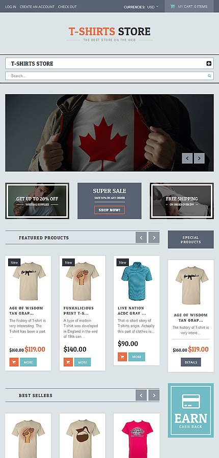 shopify themes for t shirts t shirt shop responsive shopify theme 54841