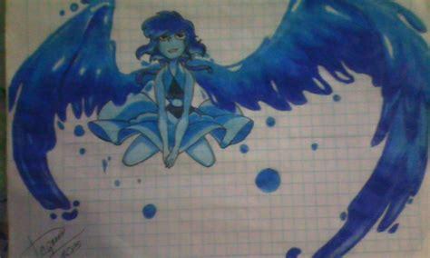 imagenes para dibujar a lapiz lazuli lapiz lazuli collab con mi papa by yami sempai on deviantart