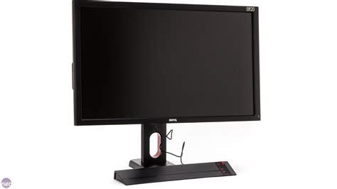 Monitor Benq Xl2720z gaming monitor roundup 2014 bit tech net