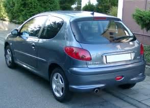 Peugeot 206 Wiki Datei Peugeot 206 Rear 20071007 Jpg