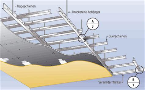 gipskarton decke expressmontage f 252 r gipskartondecken mit donn dx rapid fix