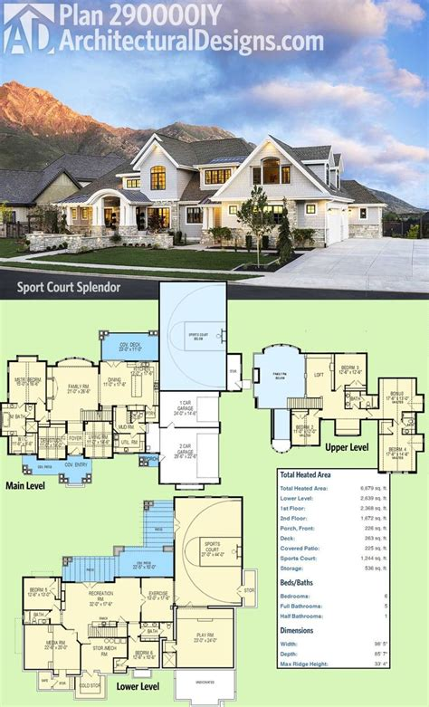 luxury house plans 17 best ideas about house plans on house