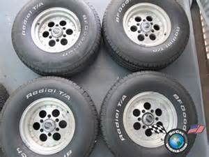 Used Chevy Truck Wheels And Tires 95 98 Chevy Gmc Tahoe Silverado 1500 15 Quot Wheels Tires Rims