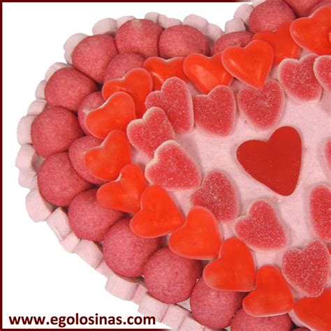 decorar tartas san valentin pastel chuches para san valentin golosinas online