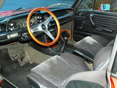 Cleaning Bmw Interior by Non Chrome Clean 1973 Bmw 2002 Bring A Trailer