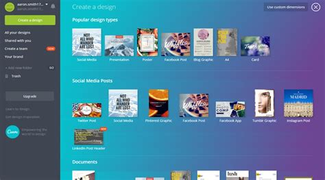 canva design infographics creation tools canva marketing tools lab