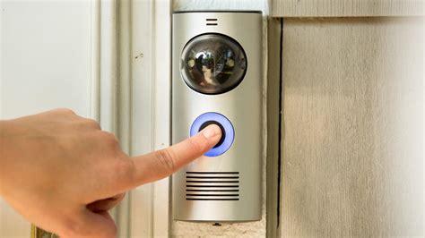Ot Home Automation S Doorbot Is A Doorbell Camera And Front Door Cameras