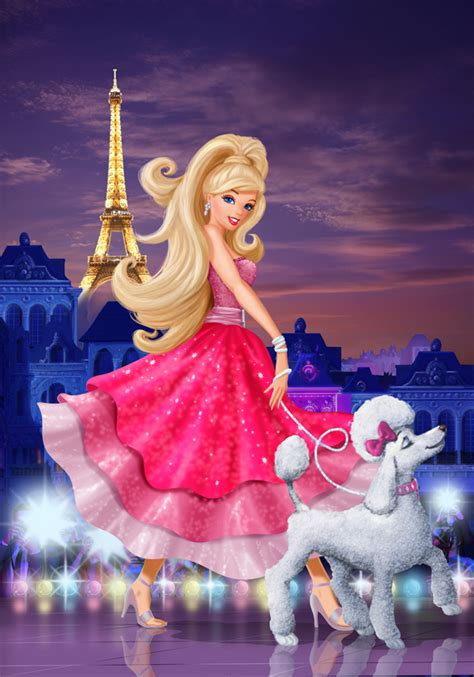 Film Barbie In A Fashion Fairytale | barbie movies barbie a fashion volvoab