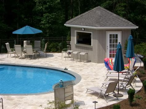 small pool house designs wallpaper free download pool house designdesktop wallpaper