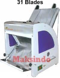 Jual Bread Slicer Pemotong Roti Tawar Sale mesin pengiris roti tawar terbaru bread slicer toko