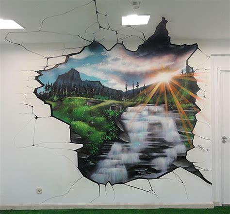 berok graffiti mural profesional en barcelona murales de