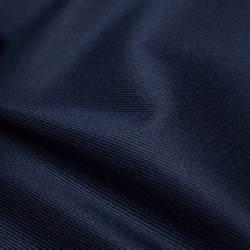 polyester fabric navy blue tempestad le souk