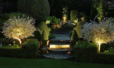 led outdoor garden lights creative ideas for outdoor garden lighting with decorative