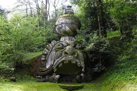 giardino di bomarzo il parco dei mostri a bomarzo consigli per visitarlo e