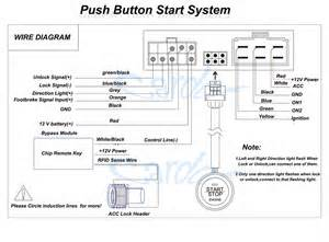 push button switch 2wire diagram